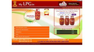 My LPG.in   Home