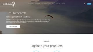 BMI Research :: Fitch Solutions