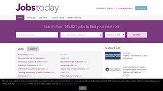 Find Jobs & Vacancies in the UK | Jobs from Jobstoday