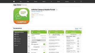 Infinite Campus Mobile Portal on the App Store - iTunes - Apple