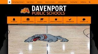 Davenport Public Schools - Home