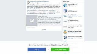 Parent Portal App - Access your child's... - Bettendorf Community ...