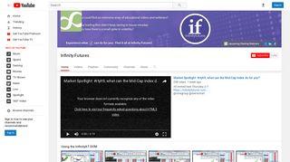 Infinity Futures - YouTube