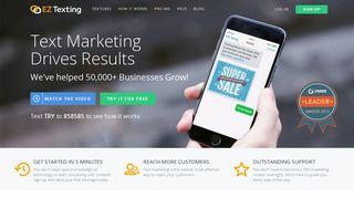 Bulk SMS Marketing, Text Message Marketing & Mass Texting