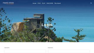 Login – magneticinformer - Magnetic Island Informer