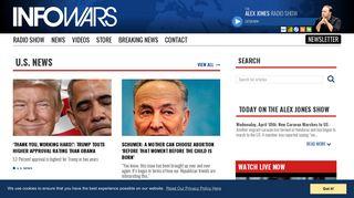 News - Infowars