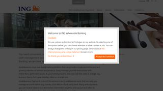 ING InsideBusiness Payments