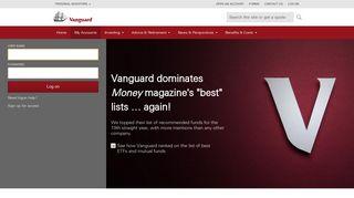 Log on to your Vanguard accounts | Vanguard