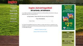 AdvantageMail Signup - Ingles Markets