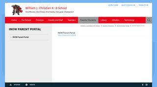 INOW Parent Portal - Birmingham City Schools