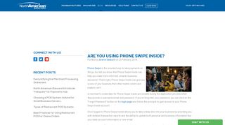 Are You Using Phone Swipe Inside? - Payment Technology Blog ...