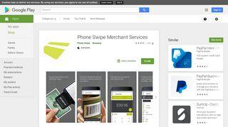 Phone Swipe Merchant Services - Apps on Google Play