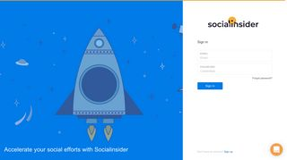 Socialinsider - wow your clients
