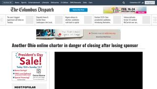 Another Ohio online charter in danger of closing after losing sponsor