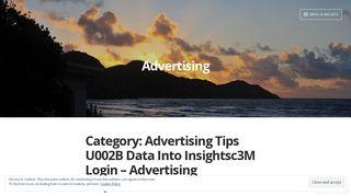 Search - Advertising - WordPress.com