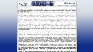 InspectIT : Portal Login - AccessIT Group
