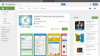 Instant Checkmate Background Check - Apps on Google Play