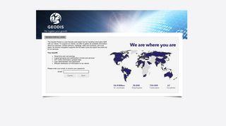 Geodis Portal