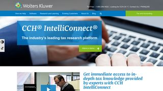 IntelliConnect - Wolters Kluwer