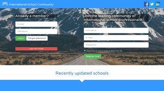 International School Community: the leading international school ...