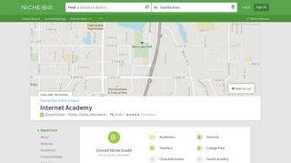 Internet Academy in Federal Way, WA - Niche