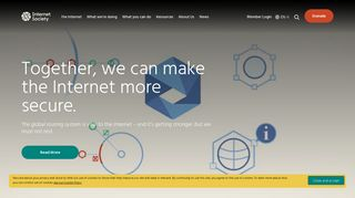 Internet Society: Home