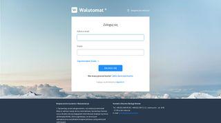 Kantor internetowy - Walutomat.pl