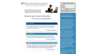 MerchantConnect