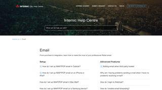 Email – Internic.ca