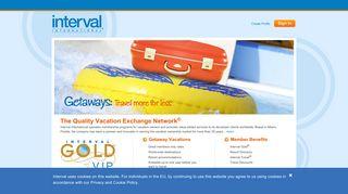 VIP Benefits Gold   Resort, Timeshare, Exchange, Getaways, Vacation