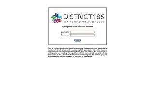 Springfield Public Schools Intranet