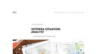 Intterra Situation Analyst — Okthanks