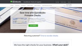 Small Business Supplies from Intuit Market | QuickBooks