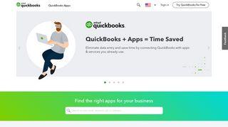 QuickBooks App Store - Intuit