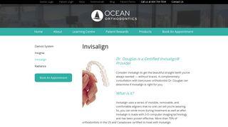 Invisalign® Vancouver   Ocean Orthodontics