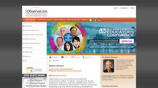 iObservation: Classroom Walkthrough & Professional Development ...