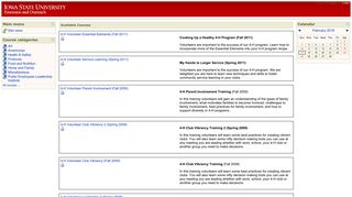 Iowa State University Extension and Outreach Online Courses