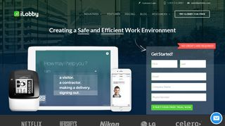 iLobby: Visitor Management System   Secure Registration & Check-In ...