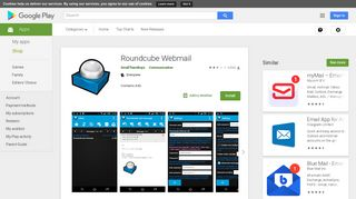 Roundcube Webmail - Apps on Google Play
