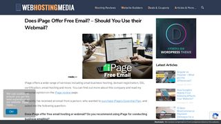 Does iPage Offer Free Email? – Should You Use their Webmail?