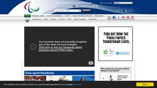 International Paralympic Committee | IPC