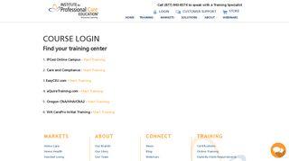 IPCed - Login