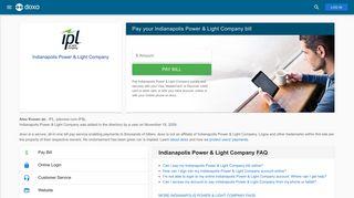 Indianapolis Power & Light Company (IPL): Login, Bill Pay ... - Doxo