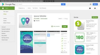 Ipsos Mobile - Apps on Google Play