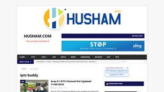 iptv buddy Archives - Husham.com