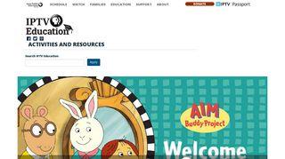 AIM (Arthur Interactive Media) Buddy Program | IPTV