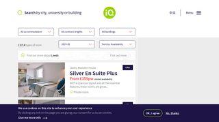 Leeds   iQ Student Accommodation