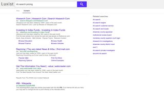 irb search pricing - Luxist - Content Results