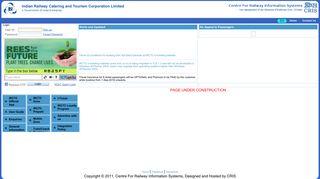 IRCTC Next Generation eTicketing System