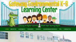 Gateway Environmental K-8